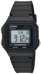 Casio Men's 'Classic' Quartz Resin Casual Watch, Color : Black