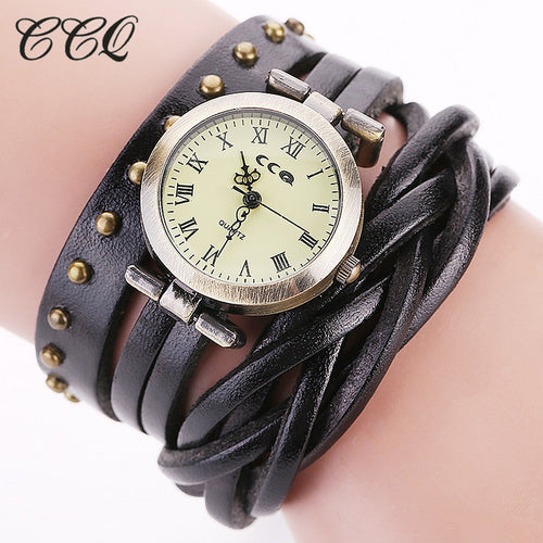 Women's Fashion Casual Analog Quartz Bracelet Watch