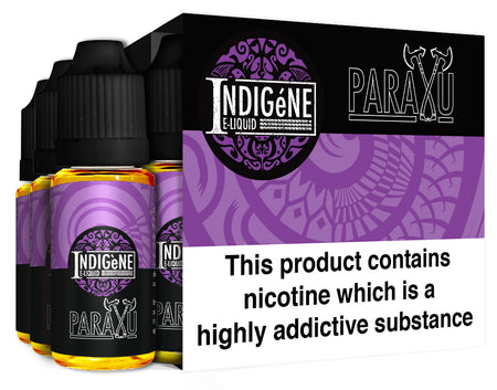 ParaXu Eliquid 90ml