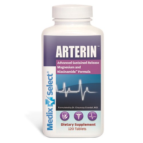 Arterin Magnesium and Niacin Formula (30 Day Supply)