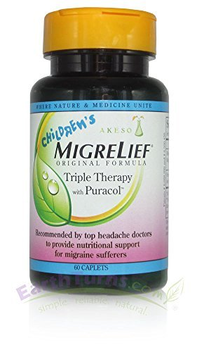 Childrens Migrelief 60 Count by MigreLief