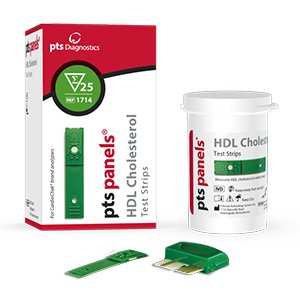 CardioChek HDL Cholesterol Test Strips 6 ct