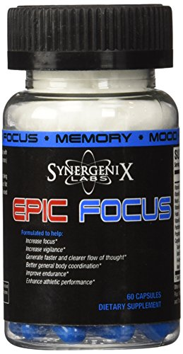 EPIC FOCUS - The Highly-Effective Smart Pill You Need