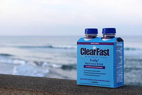 ClearFast PreOp Drink - 2 pack
