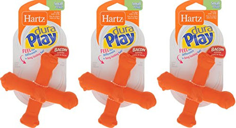 Hartz Dura Play For Small Tiny Dogs Jack Set Of 3