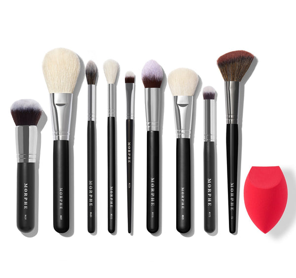 MORPHE BABE FAVES FACE BRUSH SET ( 2020 edition)