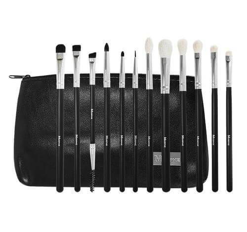 MORPHE SET 702 - 12 PIECE EYE-CREDIBLE BRUSH SET