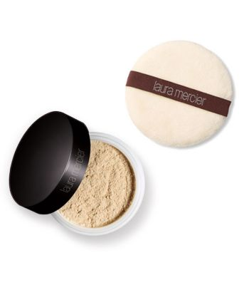 Laura Mercier TRANSLUCENT LOOSE SETTING POWDER WITH PUFF