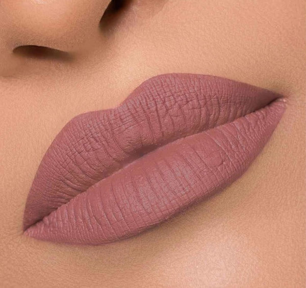 DOSE OF COLORS VELVET MATTE LIPSTICK in A MAUVE STORY