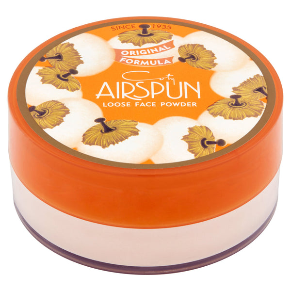Coty Airspun Translucent EXTRA COVERAGE  Loose Face Powder