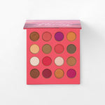 BH Cosmetics Summer Lovin' 16 Color Shadow Palette