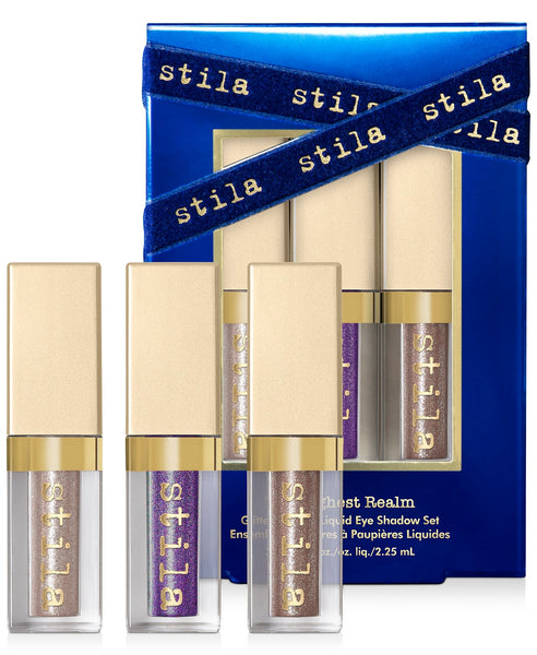 Stila The Highest Realm Glitter & Glow Liquid Eye Shadow Holiday Set