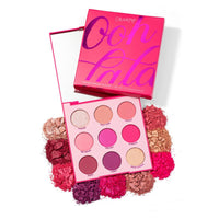 Colourpop Ooh la la! shadow palette