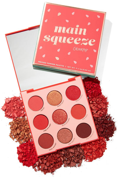 Colourpop MAIN SQUEEZE Shadow Palette