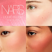 NARS Liquid Blush in DOLCE VITA