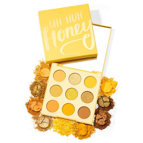 Colourpop Uh-huh honey shadow palette