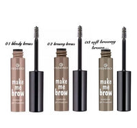ESSENCE Make Me Brow Eyebrow Gel Mascara in 03 Soft Browny Brows