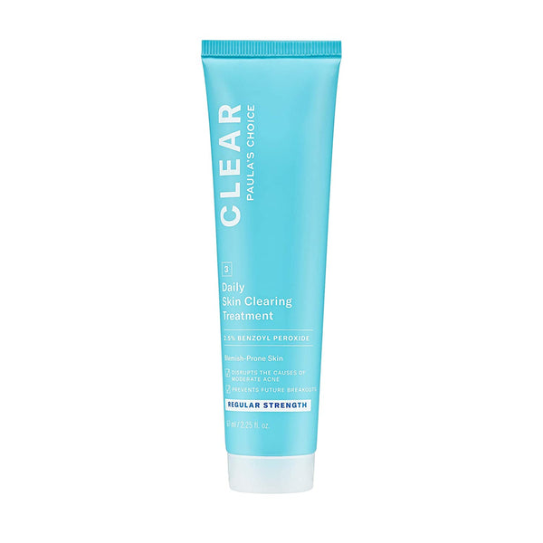 Paula's Choice CLEAR Daily Skin Clearing Treatment with 2.5% Benzoyl Peroxide
