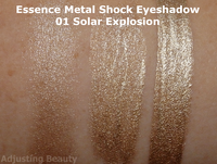 essence Metal Shock in  01 Solar Explosion