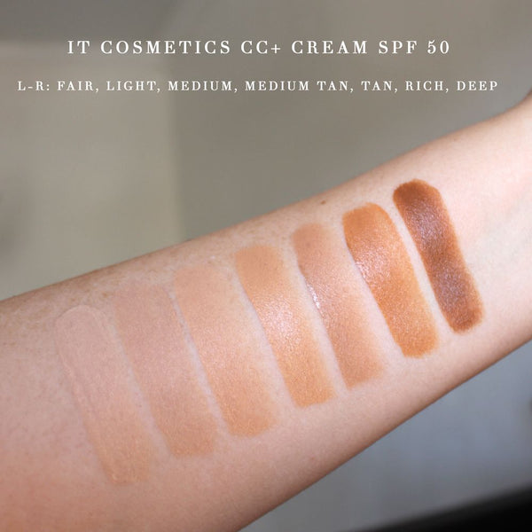 3b801134e63f IT COSMETICS Your Skin But Better CC Cream with SPF 50+ in TAN