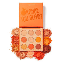 Colourpop Orange you glad? shadow palette