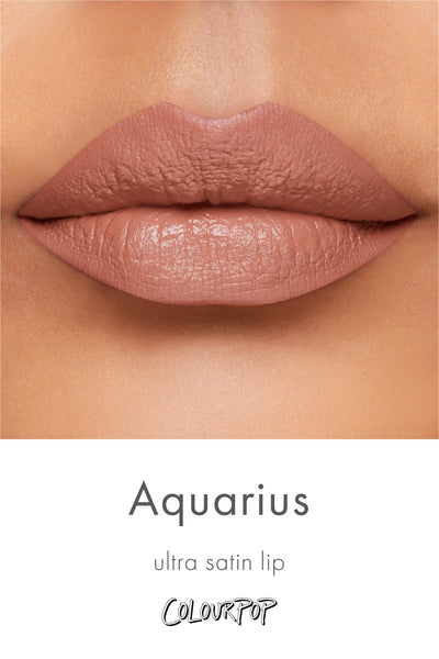 Colourpop AQUARIUS Ultra Satin Lip