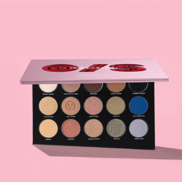 ONE/SIZE by Patrick Starrr PATRICK STARRR Visionary Eyeshadow Palette