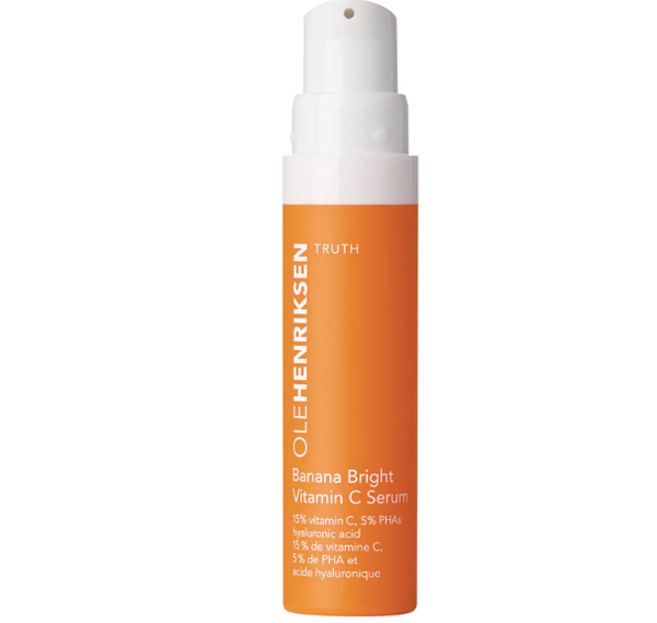 OLEHENRIKSEN Banana Bright Vitamin C Serum travel size - 7 ml
