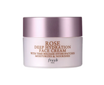 FRESH Rose Deep Hydration Face Cream MINI - 7 mL