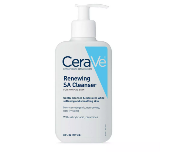 CeraVe Renewing SA Face Cleanser  8 fl oz