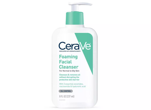 CeraVe Foaming Facial Cleanser - 12 fl oz