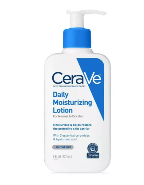 CeraVe Daily Moisturizing Lotion for Normal to Dry Skin- 8 oz