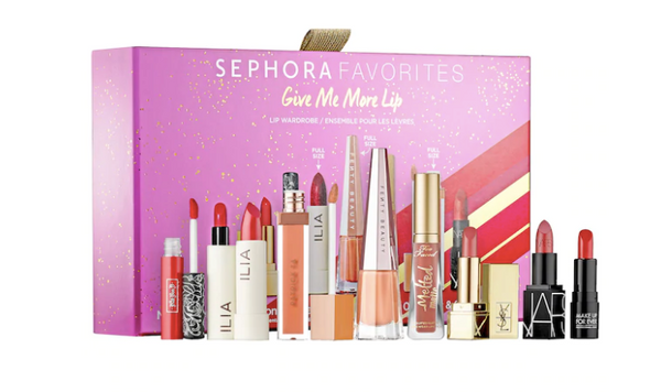 Sephora Favorites Give Me More Lip Lipstick Set