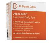Dr. Dennis Gross Skincare Alpha Beta® Universal Daily Peel trial size (3 treatments)
