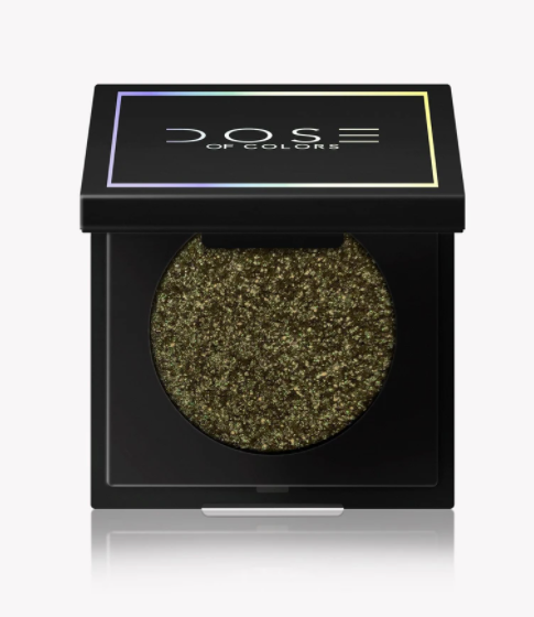 Dose of Colors Single eyeshadow in JACKPOT