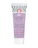 First Aid Beauty KP Bump Eraser Body Scrub mini size - 1 oz