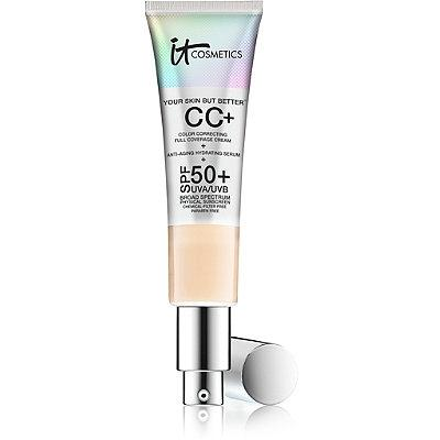 IT COSMETICS  Your Skin But Better CC Cream with SPF 50+ in LIGHT