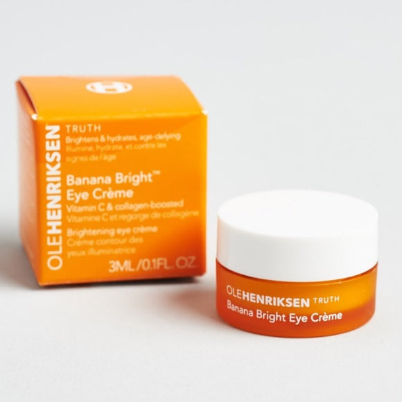 OLEHENRIKSEN Banana Bright Eye Crème 3 ml  - MINI