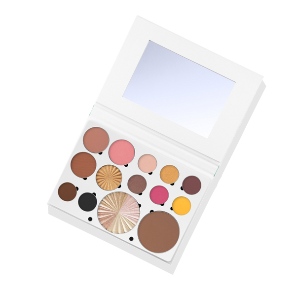 OFRA Cosmetics @_W.Khan_ Mixed Face Palette