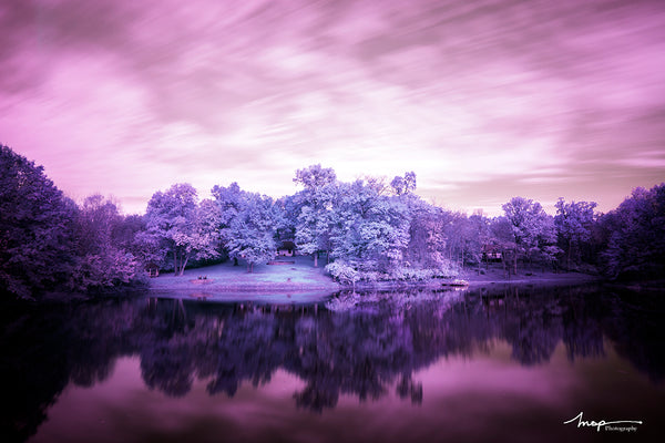 Cokin Creative system infrared filter