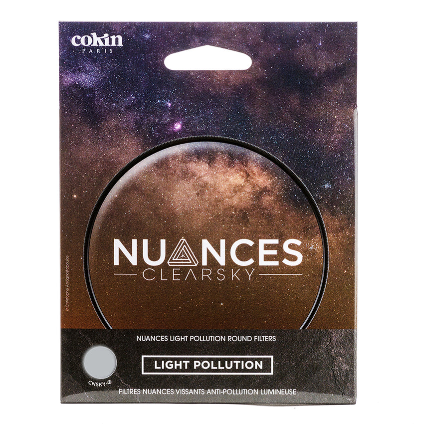 Nuances Clearsky Light Pollution - Round Filters
