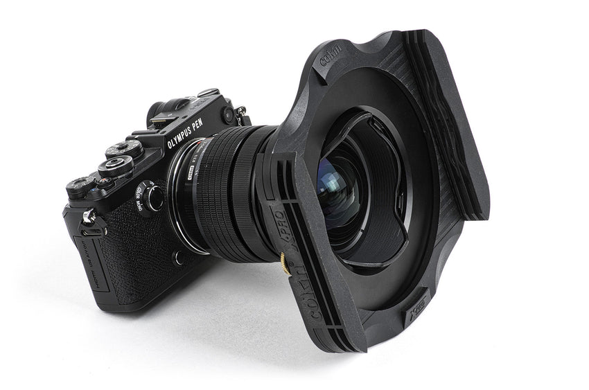 Filter Holder for Olympus 7-14mm Pro