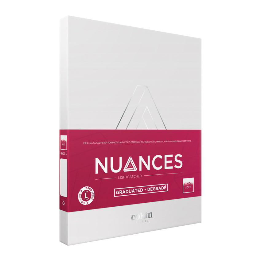 Nuances Graduated ND16 - Soft 4-stop