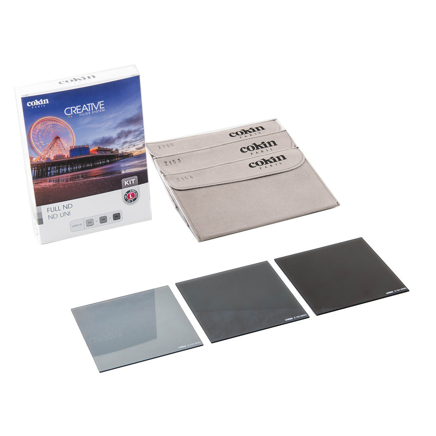 Full Neutral Density Kit