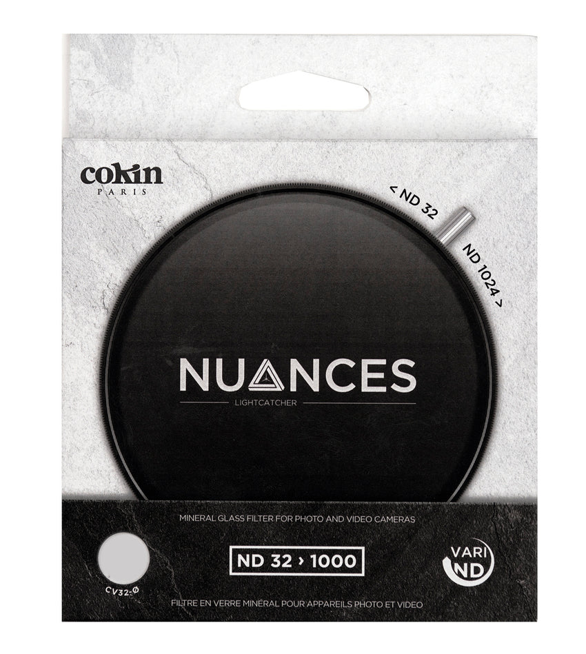Cokin Nuances Variable ND Filter Box