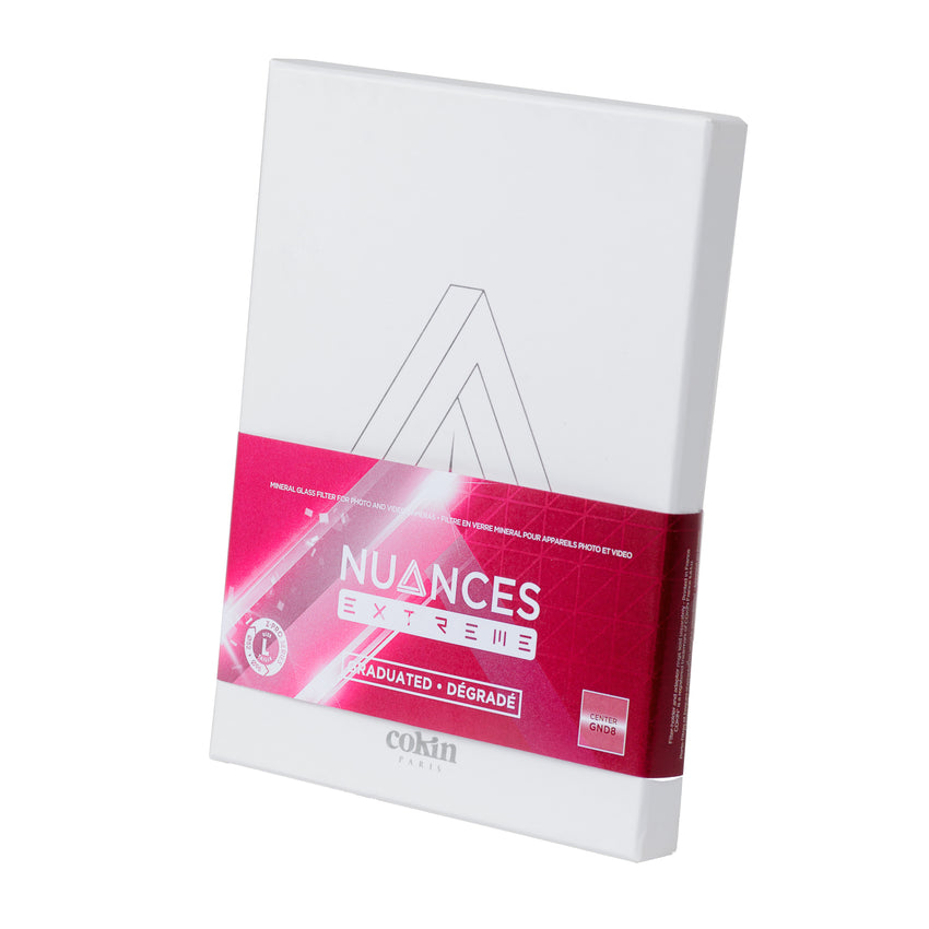 Nuances Extreme Reverse Graduated ND16 - Soft 4-stop