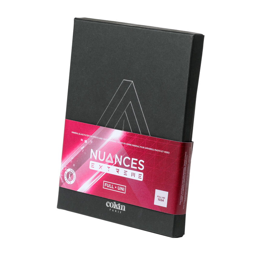 Nuances Extreme Neutral Density ND64 - 6-stop