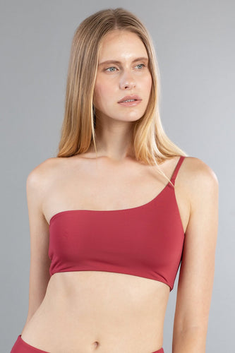 Serena Top in Terracotta