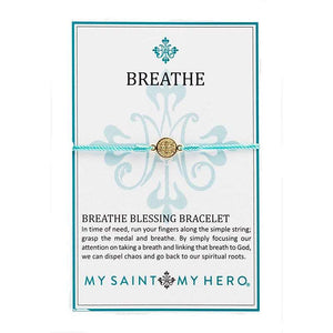 Breathe Blessing Bracelet (14002MN)