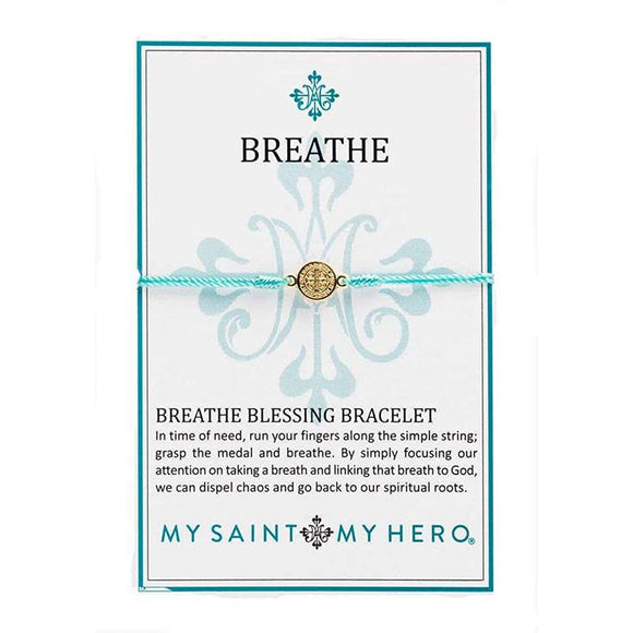 Breathe Blessing Bracelet (B-BRG-129)